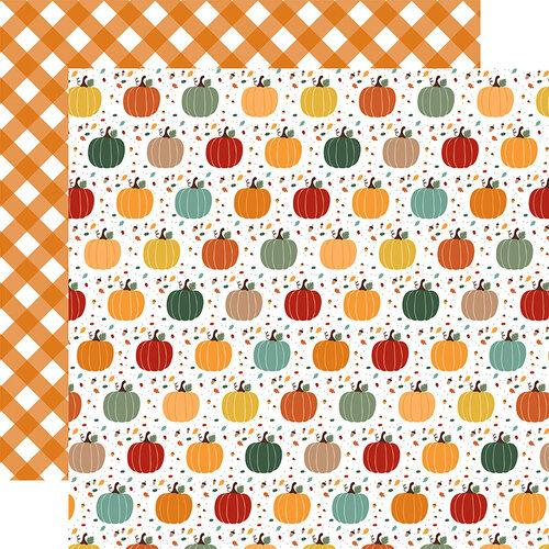 "Echo Park Double-Sided Paper Pad 6""X6"" 24/Pkg: Happy Fall (AP219023)-Only One Life Creations"