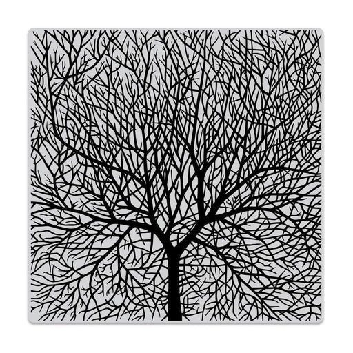 "Hero Arts 6""x6"" Cling Stamp: Bare Branched Tree Bold Prints (HACG816)-Only One Life Creations"