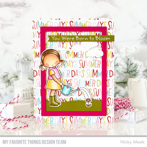 "My Favorite Things 4""x4"" Clear Stamps: Grow Together (PI318)-Only One Life Creations"