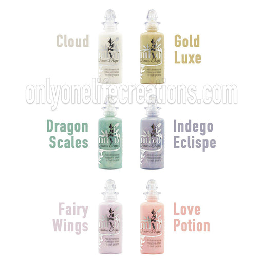 Nuvo Dream Drops 1.3oz: Choose Your Color-Only One Life Creations
