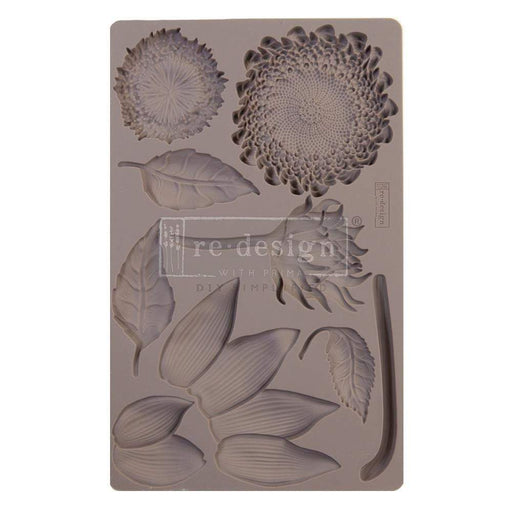 "Prima Marketing Re-Design Mould 5""X8""X8mm: Forest Treasures (641061)-Only One Life Creations"