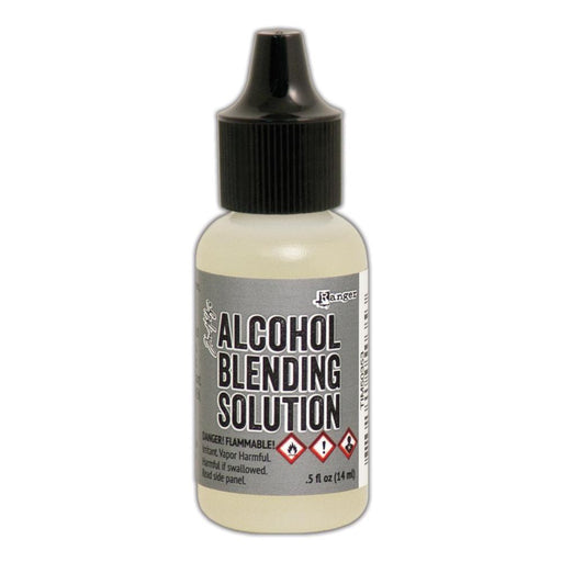 Ranger Alcohol Ink Blending Solution .5oz, by Tim Holtz (TIM50353) - TL019-Only One Life Creations