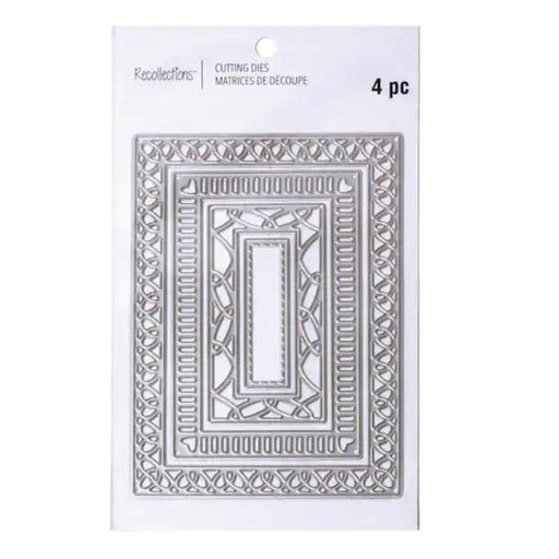 Recollections Cutting Dies: Frame (624927)-Only One Life Creations