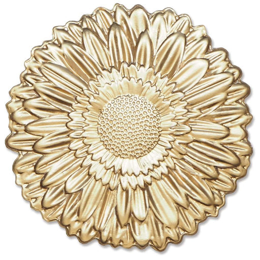 Sizzix 3D Impresslits Embossing Folder: Gerbera, by Kath Breen (664997)-Only One Life Creations