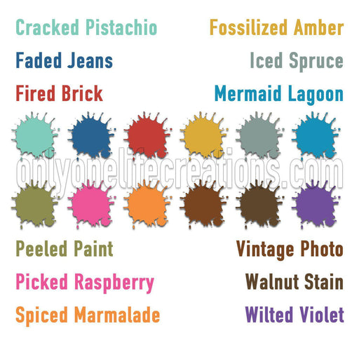 Tim Holtz Distress Oxide Spray, Choose Your Color from Set #1-Only One Life Creations
