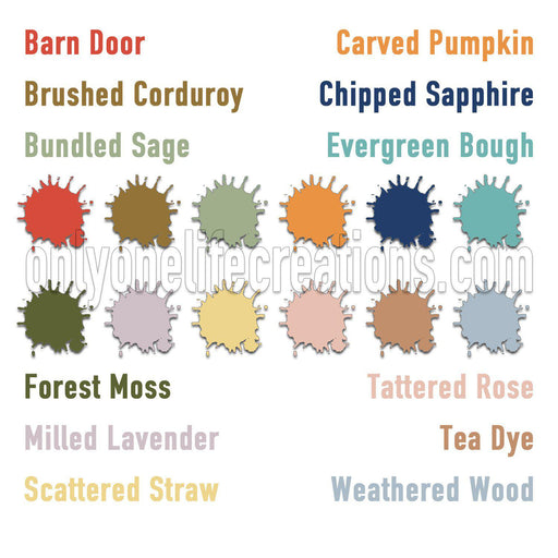 Tim Holtz Distress Oxide Sprays, Choose Your Color from Set #4 (Sept '19)-Only One Life Creations