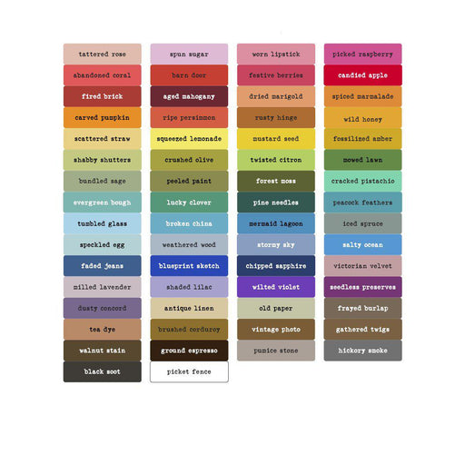 Tim Holtz Distress Reinkers, Choose Your Color-Only One Life Creations