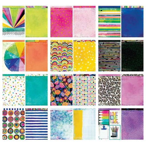 "Vicki Boutin Color Study Collection 6""x8"" Double Sided Paper Pad (VB005679)-Only One Life Creations"