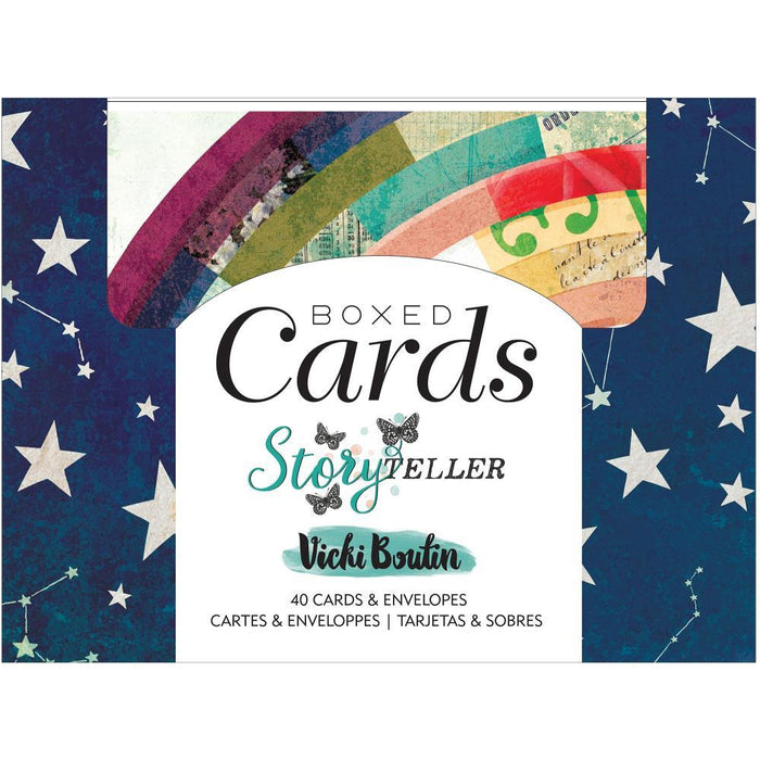 Vicki Boutin Storyteller Cards and Envelopes (VB001363)-Only One Life Creations