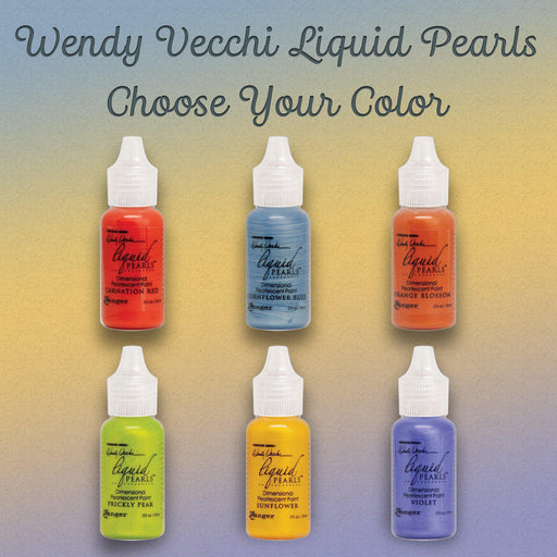 Wendy Vecchi Liquid Pearls, Choose Your Color (January 2020)-Only One Life Creations