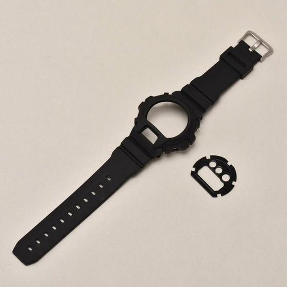 G-Shock Replacement Strap - For Casio DW 6900 Watch band and Watch Case with Tool