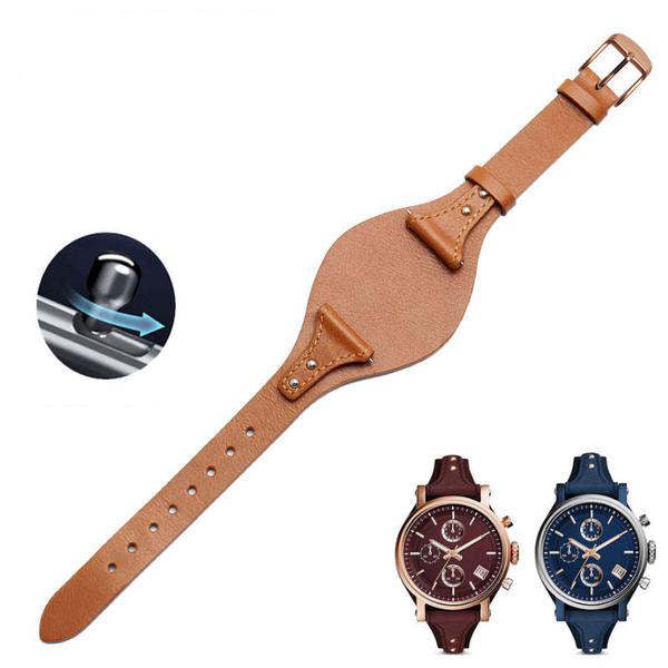 4ae5f3b43a164 FOSSIL Replacement Strap - New High Quality Leather Watch Belt ...