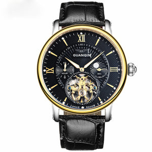 Luxury Tourbillon Automatic Mechanical Watch Men