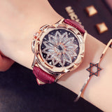 Mashali Brand Fashion luxury Women Quartz Watch - TimeLabStore