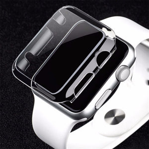 IWATCH CASE- Transparent case protective Case - TimeLabStore