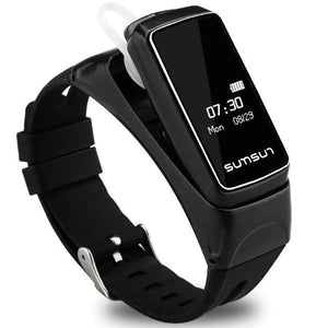 SMARTWATCH - HEART RATE AND ACTIVITY TRACKER - TimeLabStore