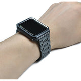 IWATCH REPLACEMENT STRAP - Stainless Steel Watch Strap with Case - TimeLabStore