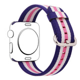 IWATCH REPLACEMENT STRAP - Colorful Nylon Wristband - TimeLabStore