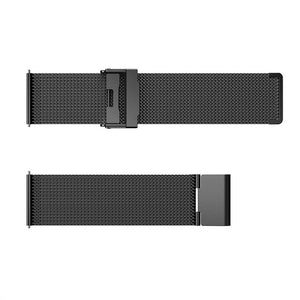FITBIT VERSA REPLACEMENT STRAP - Stainless Steel Mesh Band