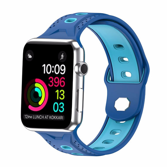 APPLE WATCH REPLACEMENT STRAP - Sport Edition Silicone Straps
