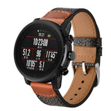 AMAZFIT REPLCAEMENT STRAP - Quick Release Amazfit 2 Band Leather - TimeLabStore