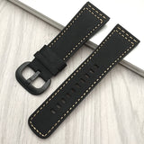 SevenFriday Watch Replacement Strap - New High quality Italian Calfskin Strap with Pin Buckle