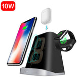 3 IN 1 Magnetic Wireless Charger Station