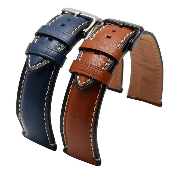 FOSSIL Replacement Strap - New Genuine Leather Strap