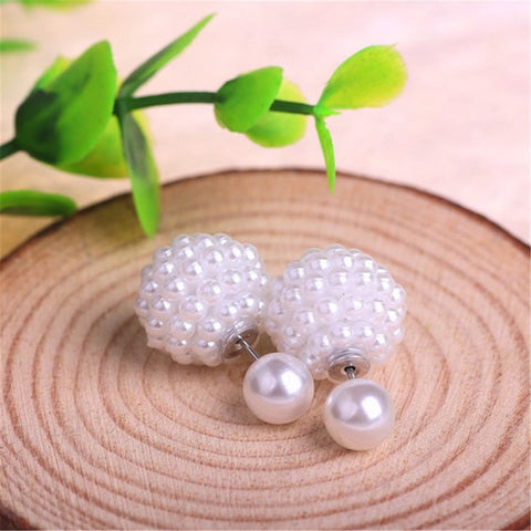 Fashion Jewelry Women ball Earrings - aptstorey