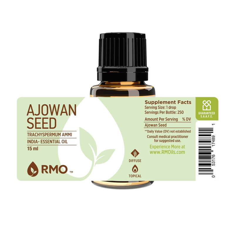 Ajowan Seed Essential Oil 15ml | Plant Therapy Malaysia, Plant Therapy essential oil, Plant Plant Therapy oil online