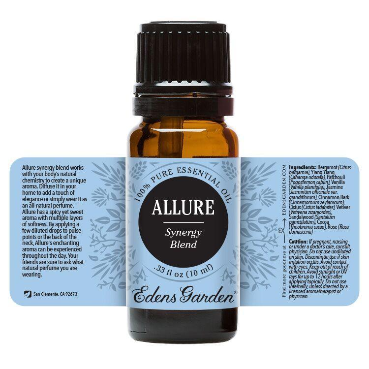 Allure Essential Oil 10 ml | Plant Therapy Malaysia, Plant Therapy essential oil, Plant Plant Therapy oil online