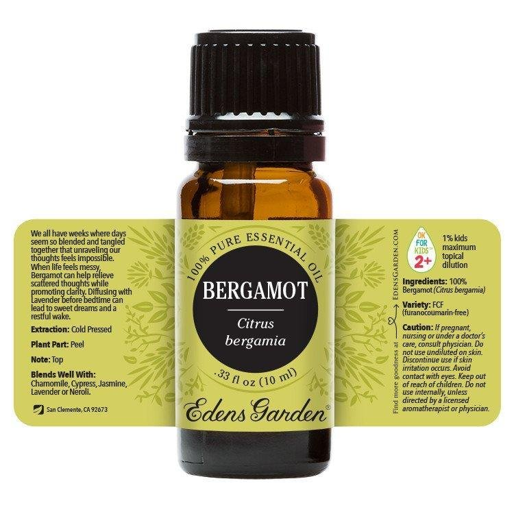 Bergamot Essential Oil 10 ml | Plant Therapy Malaysia, Plant Therapy essential oil, Plant Plant Therapy oil online