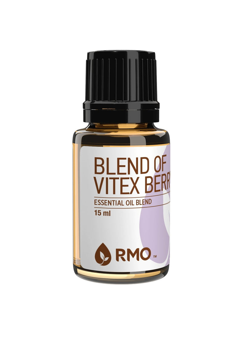 Blend of V tex Berry Essential Oil 15ml - OilyPod