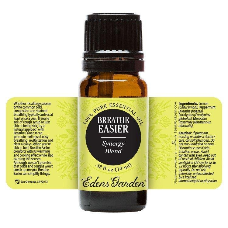 Breathe Easier Essential Oil 10ml | Plant Therapy Malaysia, Plant Therapy essential oil, Plant Plant Therapy oil online