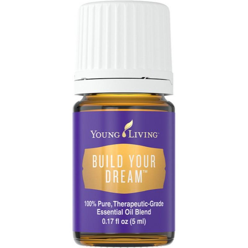 Build Your Dream Essential Oil 5ml - OilyPod