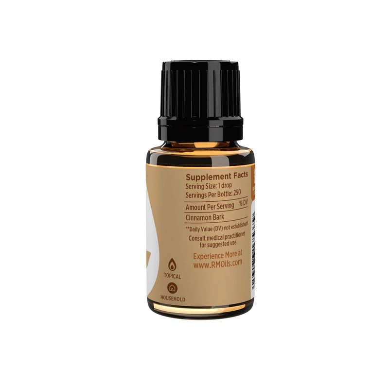 Cinnamon Bark Essential Oil 15ml - OilyPod