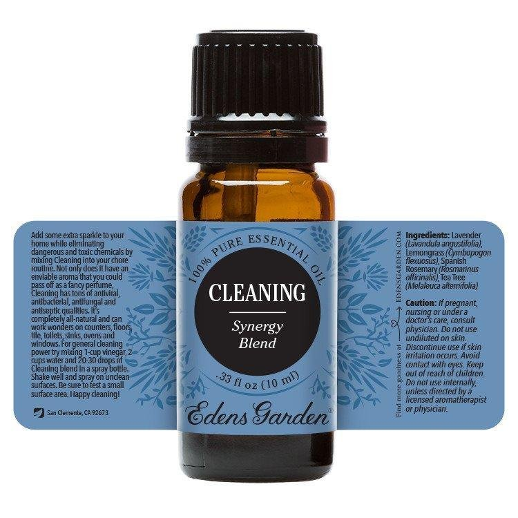 Cleaning Essential Oil 10ml - OilyPod