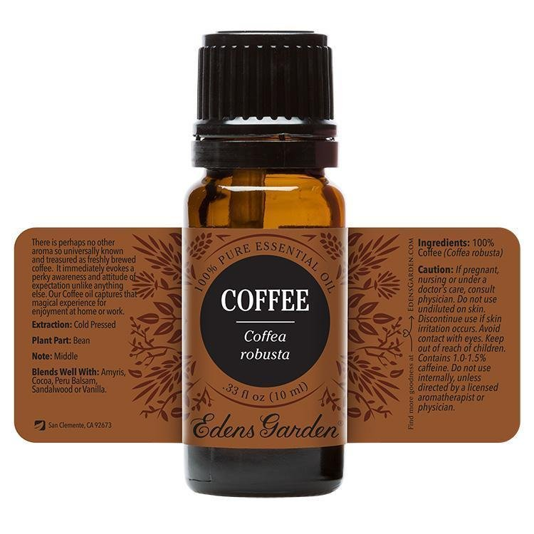 Coffee Essential Oil 5ml - OilyPod