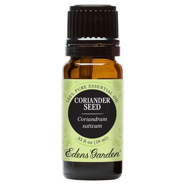 Coriander Seed Essential Oil 10ml - OilyPod
