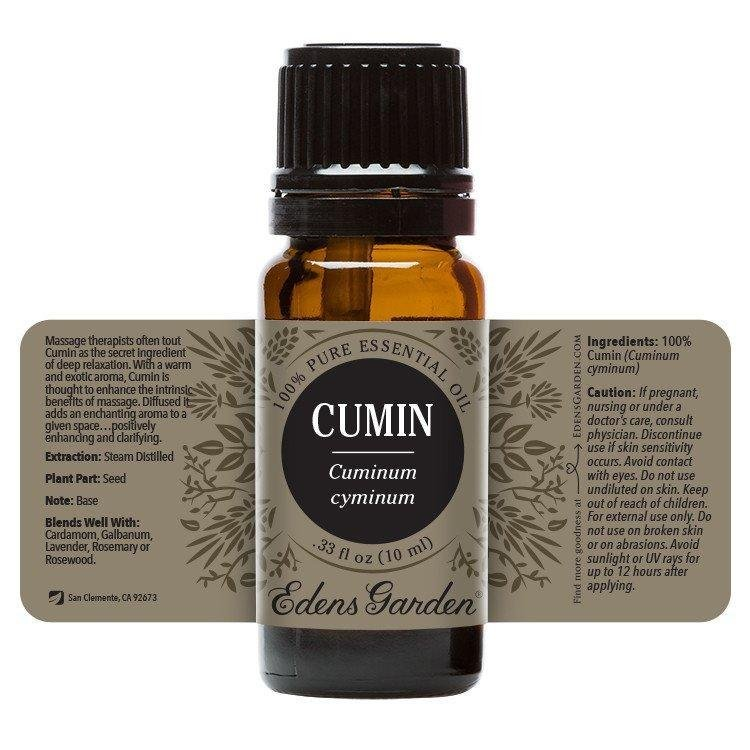 Cumin Essential Oil 10ml - OilyPod