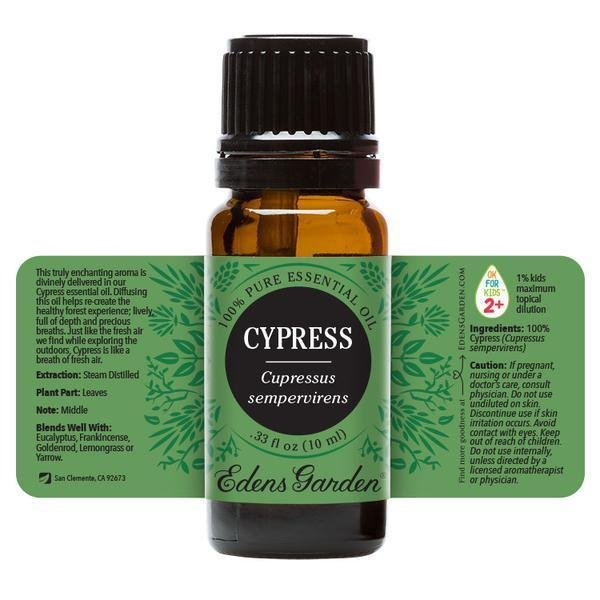 Cypress Essential Oil 10 ml - OilyPod