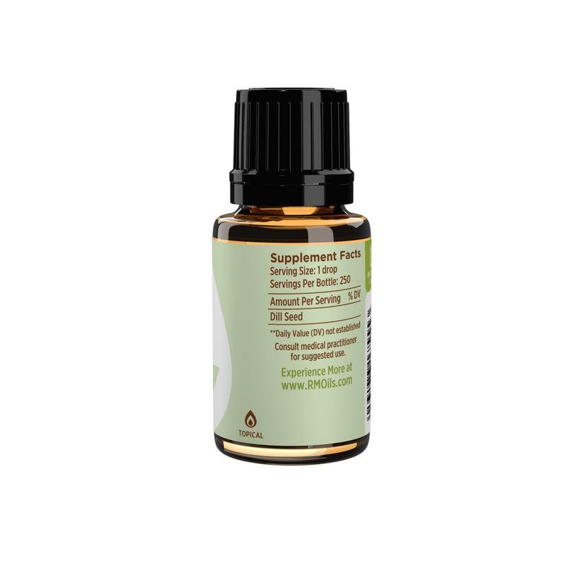Dill Seed Essential Oil 15ml - OilyPod