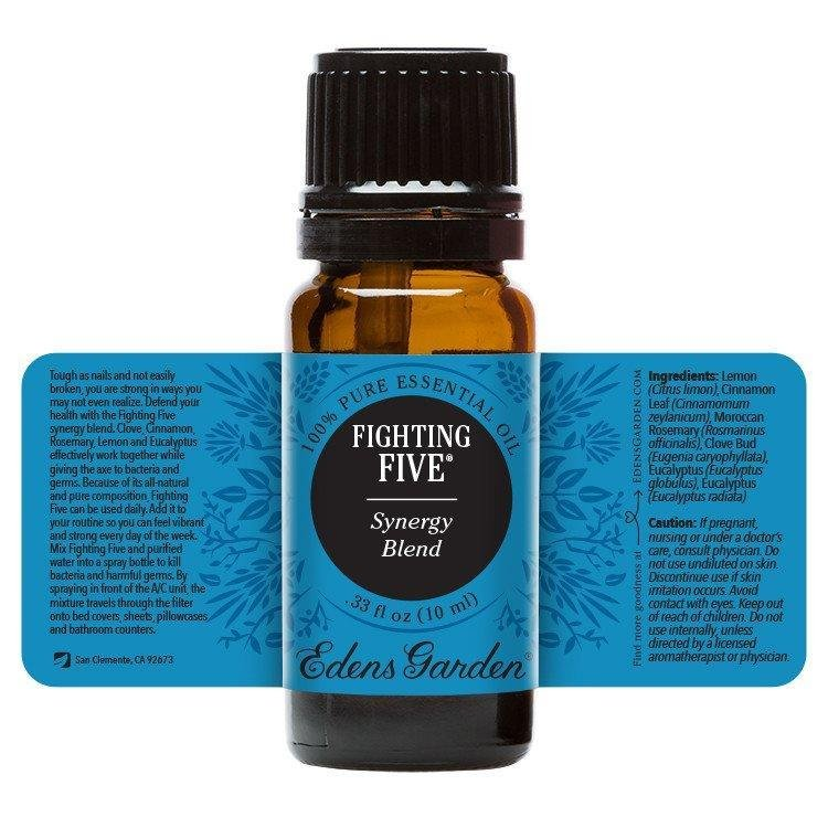 Fighting Five Essential Oil 10ml - OilyPod