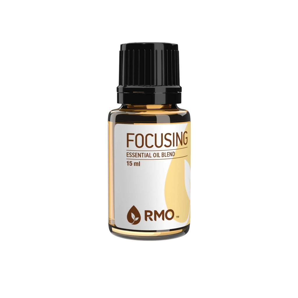 Focusing Essential Oil 15ml - OilyPod