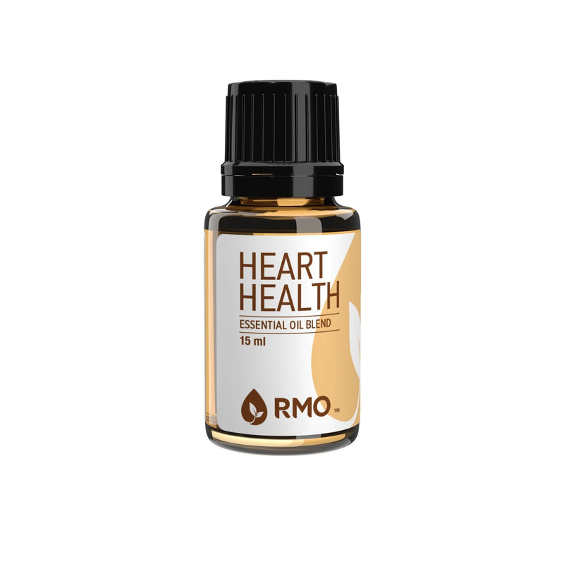 Heart Health Essential Oil 15ml - OilyPod