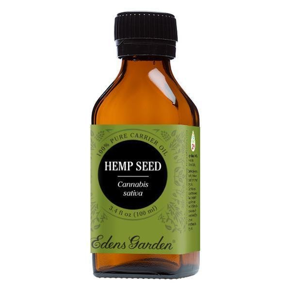 Hemp Seed Carrier Oil 100ml - OilyPod
