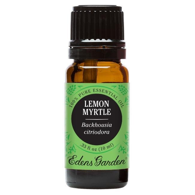 Lemon Myrtle Essential Oil 10ml - OilyPod