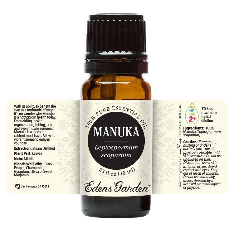 Manuka Essential Oil 10 ml - OilyPod