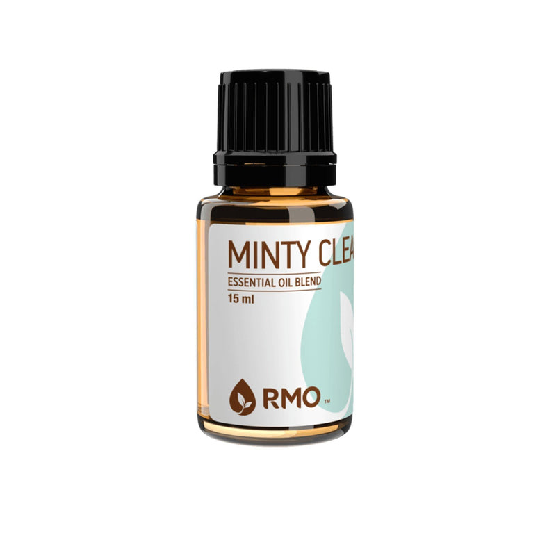 Minty Clean Essential Oil 15ml - OilyPod