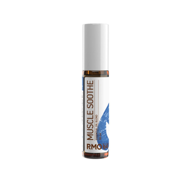 Muscle Soothe Essential Oil 10ml - OilyPod